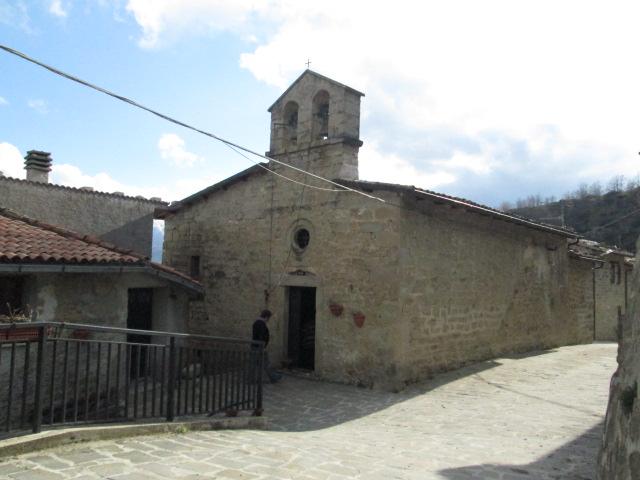 Chiesa dei Santi Silvestro e Rocco ad Aiello - Ph. Giovanni Leonardi