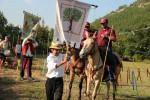 La sfilata al campo sportivo - Ph. Giuseppe Bianchini