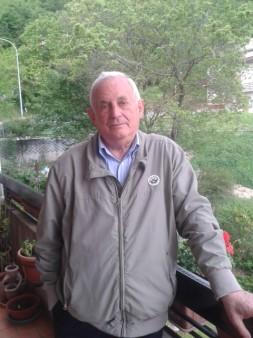 Germano Franciosi, candidato  sindaco sfidante  al Comune di Fano Adriano