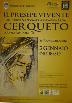 Manifesto 2015 - Opera dell'artista Carmine Di Giandomenico