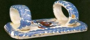 Schiacciapatate in ceramica - (Museo di Cerqueto )