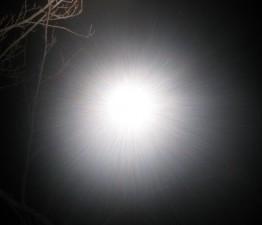 creazione della luce